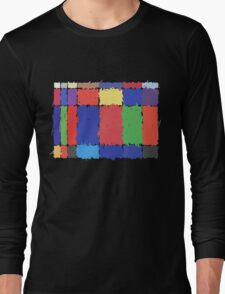Childhood Colours Long Sleeve T-Shirt