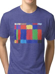 Childhood Colours Tri-blend T-Shirt