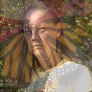 Butterfly Lady by Donna Adamski