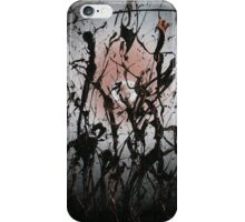Samurai in the Weeds 2 iPhone Case/Skin