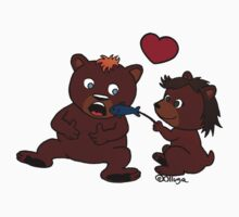 Bears in love Kids Clothes