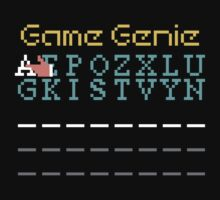 Game Genie by TheNostalgicFox