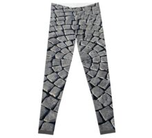 smooth cobblestones Leggings