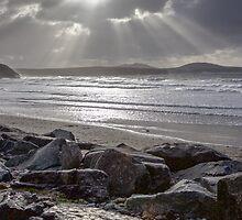 Light on the Sea, Pembrokeshire Coast by Janet Jenkins