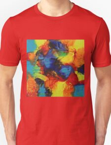 """Audacity"" original abstract artwork Unisex T-Shirt"