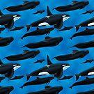 Blackfish Pattern by Art-by-Aelia