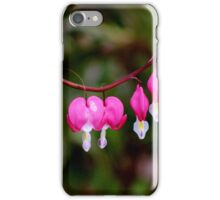 Hearts on a String iPhone Case/Skin