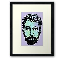 Pastel 2 Framed Print