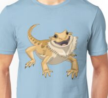 Happy Beardie Unisex T-Shirt