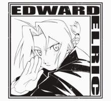 Edward Elric - Black Kids Tee