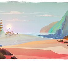 BEACHY by mobble