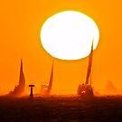 Sail away by Michael  Bermingham