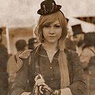 Steam punk girl by gosteampunk