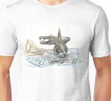 The Spinosaurus Unisex T-Shirt
