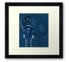 ARTificial Daydreaming Framed Print