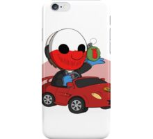 The Kart Shop Heist. iPhone Case/Skin