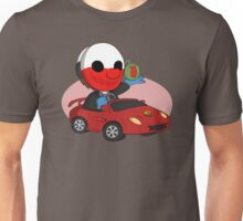 The Kart Shop Heist. Unisex T-Shirt