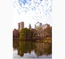 New York City Central Park Living - Impressions Of Manhattan T-Shirt