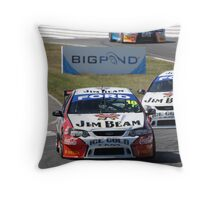 Jimmy Beam Leads Throw Pillow