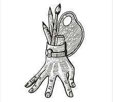 creative hand by hornadine
