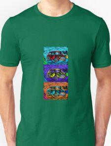 Classic Mini Printin' Color Version Unisex T-Shirt