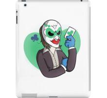 Clover- the Irish Rose iPad Case/Skin
