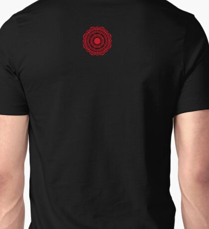 Red Lotus- Small Variant Unisex T-Shirt