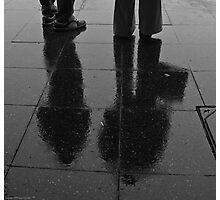 Waiting Reflections Photographic Print