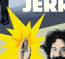 Beam me up, Jerry. Sticker