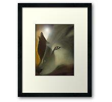 Spirit Wolves  Framed Print