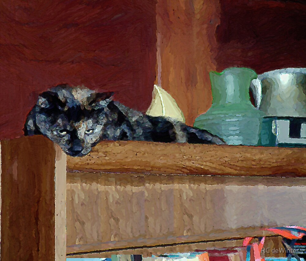 Sulky Miss Priss by RC deWinter