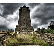 Strong Tower Photographic Print