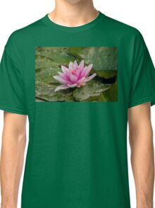 Water Lily (1) Classic T-Shirt