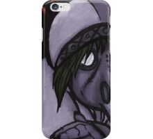 Pariah iPhone Case/Skin