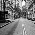 Atlanta Street by andyclement