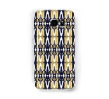 weeping angel pattern Samsung Galaxy Case/Skin