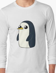 Adventure time Gunter Long Sleeve T-Shirt