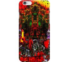 SUMMER CAMP IN HELL iPhone Case/Skin