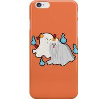 Ghost Maltese iPhone Case/Skin