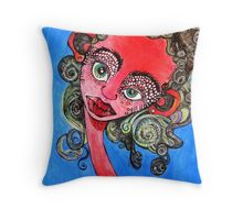 Fairy Elf Throw Pillow