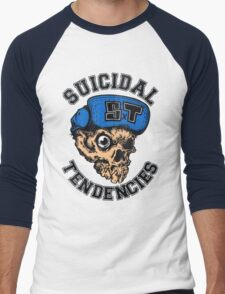 Suicidal Tendencies Men's Baseball ¾ T-Shirt