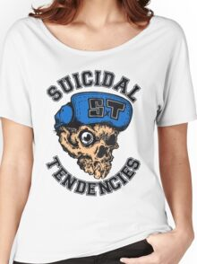 Suicidal Tendencies Women's Relaxed Fit T-Shirt