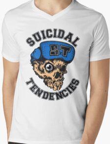 Suicidal Tendencies Mens V-Neck T-Shirt