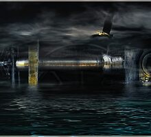 Welcome to Machine by Gabor Dvornik