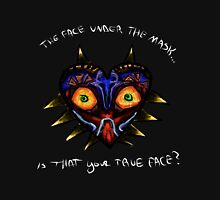 "The Legend of Zelda: Majora's Mask - ""True Face"" Quote Unisex T-Shirt"