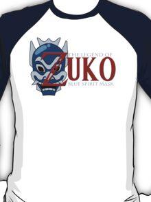 The Legend of Zuko - Blue Spirit Mask T-Shirt