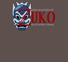 The Legend of Zuko - Blue Spirit Mask Unisex T-Shirt