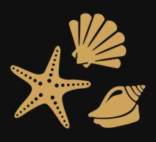 Shells starfish Kids Clothes