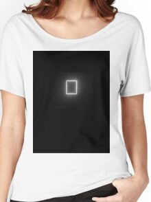 The 1975 Rectangle Symbol Women's Relaxed Fit T-Shirt