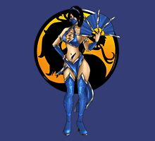 Mortal Kombat - Kitana Womens Fitted T-Shirt